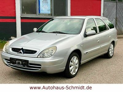 gebraucht Citroën Xsara Break 1.6 16V Chrono Klima El.Fh. TÜV Neu