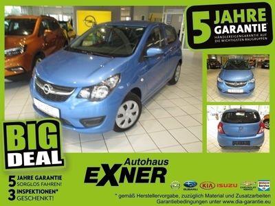 gebraucht Opel Karl KarlEdition 1.0 Klimaanlage, Radio R300 BT, Bor