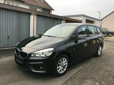 gebraucht BMW 218 Gran Tourer/aut/navi/led/eu6/pdc als Limousine in Nürnberg