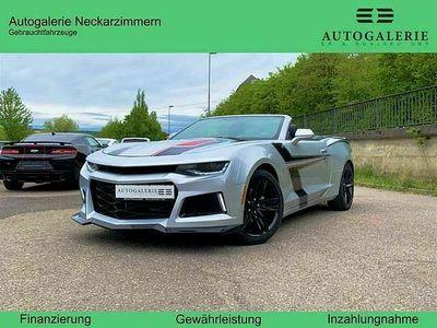 gebraucht Chevrolet Camaro RS 3.6l V6 Cabrio/Kamera/Leder/SZH/Tüv