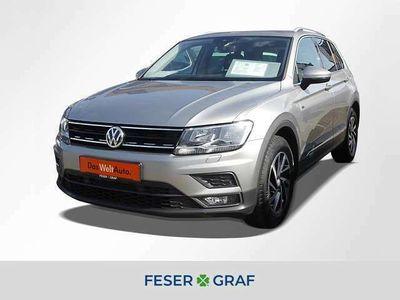 gebraucht VW Tiguan 2.0 TDI CL JOIN AHK ACC Navi Front Assist