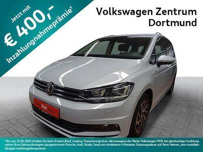 gebraucht VW Touran 1.6 TDI JOIN ACC/NAVI/ALU16/SHZ/7SITZER