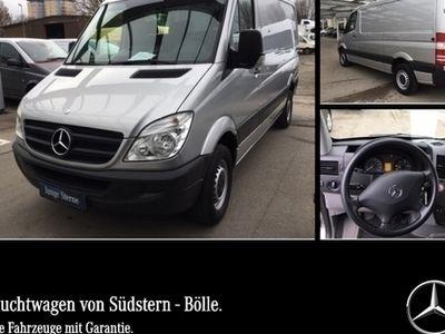 käytetty Mercedes Sprinter 313 KASTEN 3-SITZER+AUTOMATIC+TEMP+AHK
