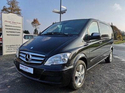 käytetty Mercedes Viano 3.0 V6 CDI Trend Edition Kompakt 1.Hand