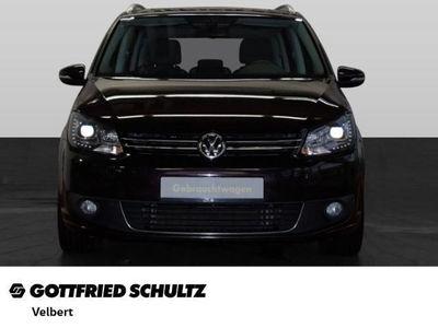 gebraucht VW Touran LIFE 1.6 TDI PANO NAVI XENON - Klima,Schiebedach,X