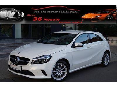 gebraucht Mercedes A180 BlueEfficiency Facelift Xenon Navi Sitzkom