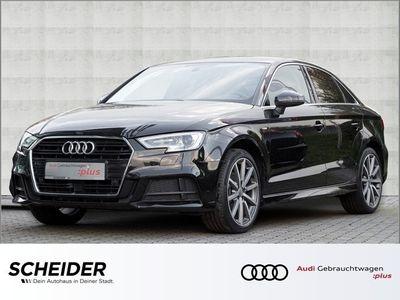 gebraucht Audi A3 Lim. 2.0 TDI design S line Ext. Klima Navi
