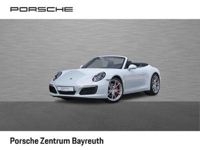 gebraucht Porsche 991 S CABRIO *PDK*LEDER*SPORTAGA*KAMERA*DAB*