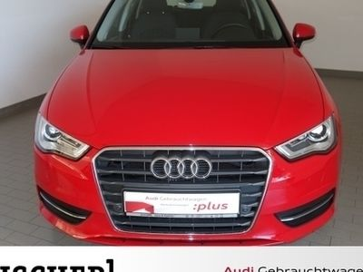 gebraucht Audi A3 Sportback 2.0TDI Attraction S tronic (Xenon Klima