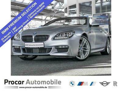 gebraucht BMW 640 Cabriolet dA Komforstitze TOP
