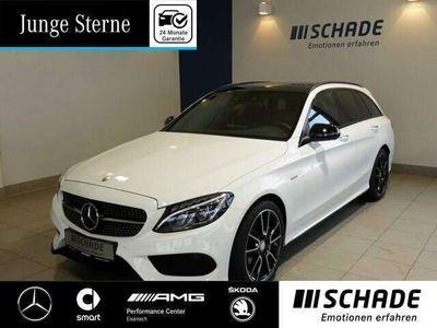 gebraucht Mercedes C450 AMG T 4M Performance-Sitze*Panorama*Night* AMG Spo