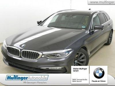 gebraucht BMW 520 iA.T.Sports.Parkass.HUD PanoDach DrivAss.HiFi