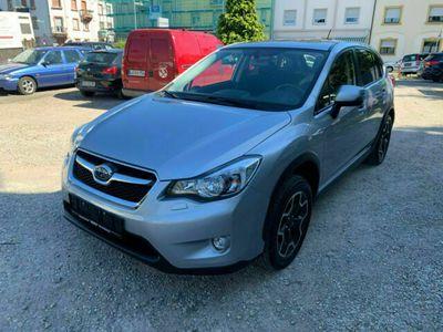 gebraucht Subaru XV Exclusive*TÜV/NEU*1.HAND*NAVI*AHK*Orig-KM!!!