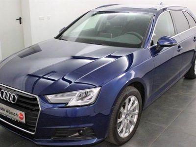 gebraucht Audi A4 2.0 TDI S tronic quattro Navi, Standhzg.