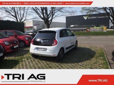 gebraucht Renault Twingo Limited Deluxe SCe 75 RDC Klima Temp PDC LED-Tagfahrlicht Multif.Lenkrad Alu