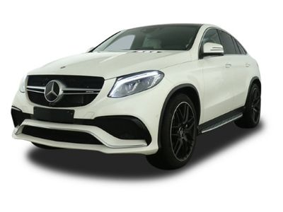 gebraucht Mercedes GLE63 AMG AMG 4Matic Coupe Panorama AHK Standheizung