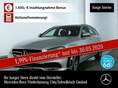 gebraucht Mercedes E300 T Avantg Stdhzg Multi SHD AHK 360° DAB