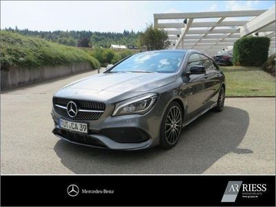 gebraucht Mercedes CLA200 d SB PEAK AMG+Pano.-Dach+Night+LED