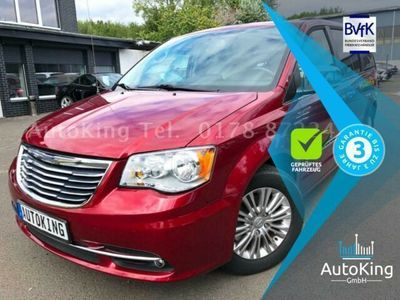 gebraucht Chrysler Grand Voyager TOWN&COUNTRY LEDER|SITZHEIZUNG| LIMITED