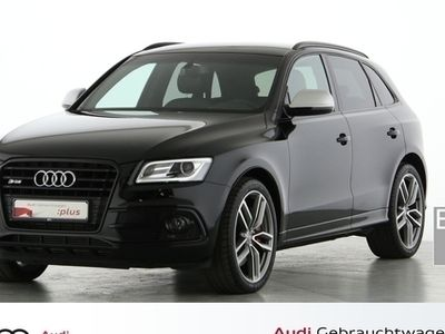 gebraucht Audi SQ5 3.0 competition quattro TIPTR LEDER NAVI