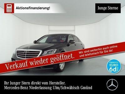 gebraucht Mercedes S400 d 4M L AMG Pano HuD 360° COMAND