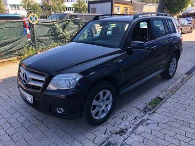 gebraucht Mercedes GLK220 GLK-KlasseCDI BE Euro 5