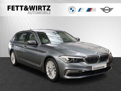 gebraucht BMW 530 d Luxury DA NaviProf