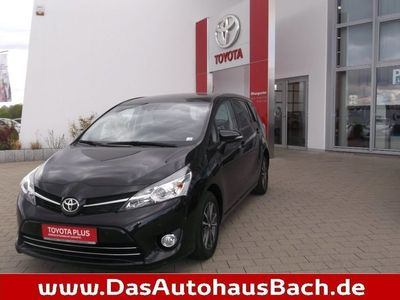 gebraucht Toyota Verso Skyview Edition 1,6 D-4D mit Panoramad.
