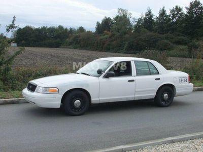 gebraucht Ford Crown Victoria Police Interceptor V8/TÜV NEU