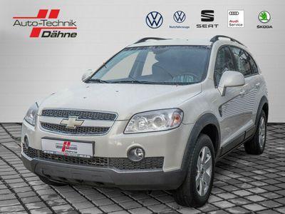 gebraucht Chevrolet Captiva 2.4 LT 4WD AHK PDC KLIMAAUTOMATIK