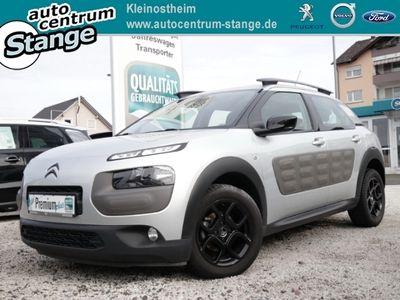 gebraucht Citroën C4 Cactus Selection VTi 82 SHZ Navi Rückfahrkam.