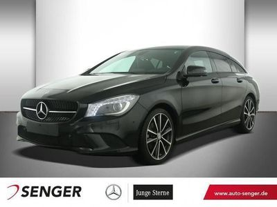 gebraucht Mercedes CLA180 Coupé Park-Assist Bi-Xenon Urban