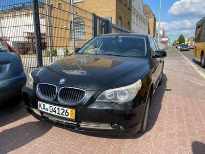 gebraucht BMW 520 i TÜV NEU, 8Fach Alu, Schiebedach