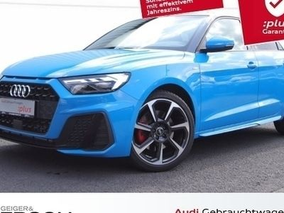 gebraucht Audi A1 Sportback Sport 40 TFSI S-line BLACK VC Navi LED Sitzhz PDC