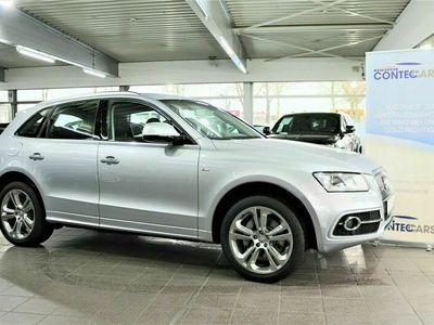 gebraucht Audi Q5 3.0 TDI quattro Sport Line bei Gebrachtwagen.expert