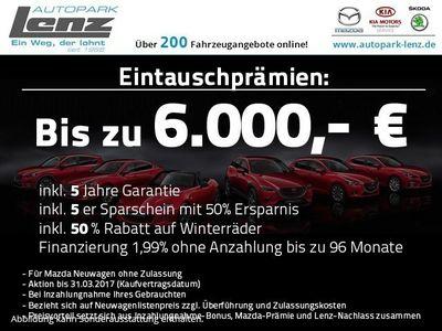 gebraucht Mazda 3 L SKYACTIV-G 120 6GS AL-EXCLUSIVE ACT-P NAVI