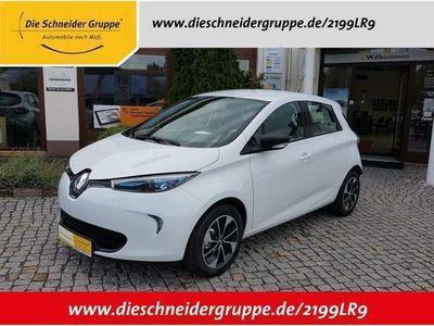 gebraucht Renault Zoe R110/Z.E. 40 Life 400er MIETBATTERIE