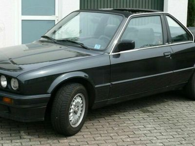 gebraucht BMW 316 i E30 BAUR TC Cabrio OLD/YOUNGTIMER
