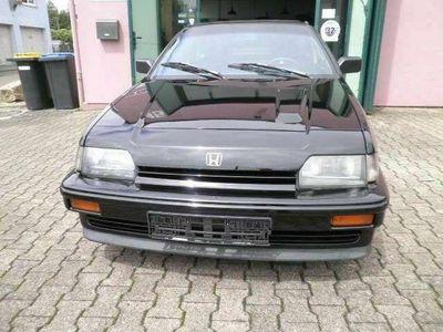 gebraucht Honda CR-X 1.6i-16, H-Kennz., HU neu, sehr schöner Zust.
