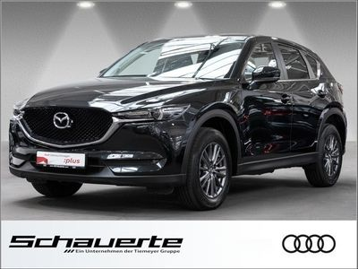 gebraucht Mazda CX-5 2.2D 150 AWD EXLUSIVE NAVI LED AHK KEYLESS