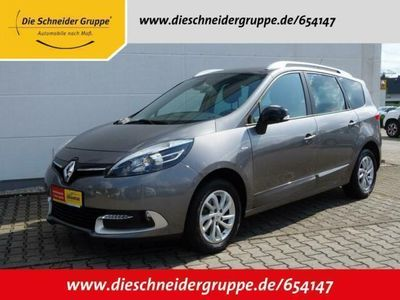 gebraucht Renault Grand Scénic dCi 110 S/S Limited NAVI PDC 7-Si