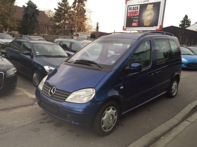 gebraucht Mercedes Vaneo Compact Van 1.6 * Euro 3 * Klima *