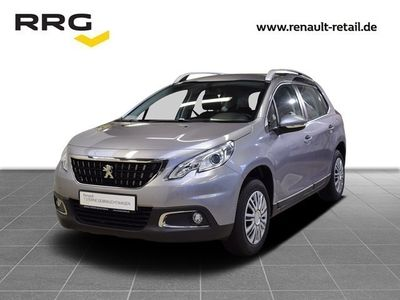 gebraucht Peugeot 2008 1.2 12V VTI/PURE TECH 82 ACTIVE SUV