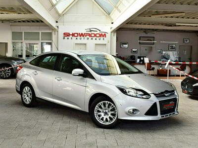 gebraucht Ford Focus Lim. Titanium #1. Hand #Shz #PDC v&h