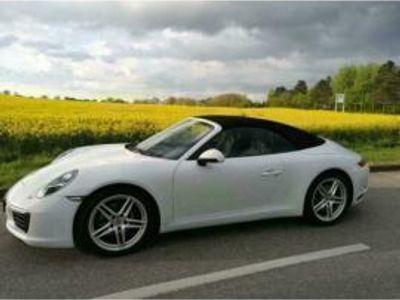 gebraucht Porsche 911 Cabriolet Sonderlack ,Wertguta...