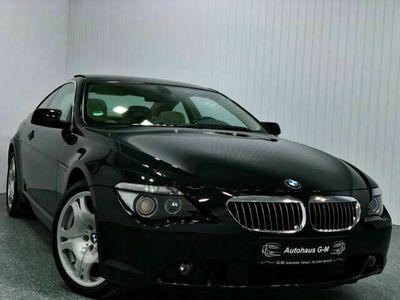 gebraucht BMW 645 CI/V8/2-HD/DE-FZG/-SCHECKHEFT/TOP-ZUSTANDT