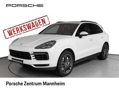 gebraucht Porsche Cayenne S Matrix Pano ACC Luft Sitzbel Chrono