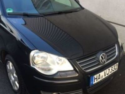gebraucht VW Polo VW1,9 TDI Sportline, Klima, Scheckheft