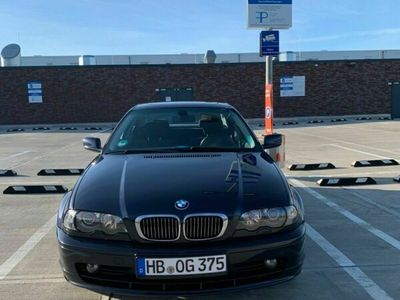 gebraucht BMW 323 Coupé als Sportwagen/Coupé in Bremen