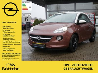gebraucht Opel Adam 1.4 Unlimited KLIMA SHZ INTELLILINK EU6